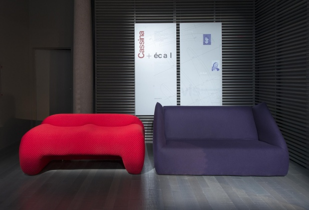 ECAL Milano 2014: «Avant-garde Retro» with Cassina 2246