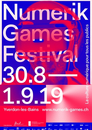 ECAL at Numerik Games festival 4160