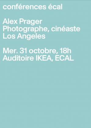 ECAL Lectures: Alex Prager 3888