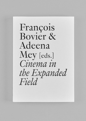 """Cinema in the Expanded Field"" book 3166"