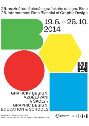 Twenty-Three ECAL graphic designers selected at the Brno Biennial 2368