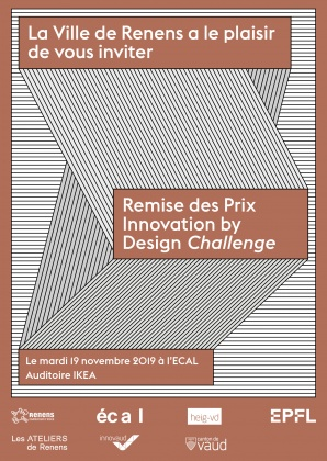 Prix Innovation by Design Challenge 4281