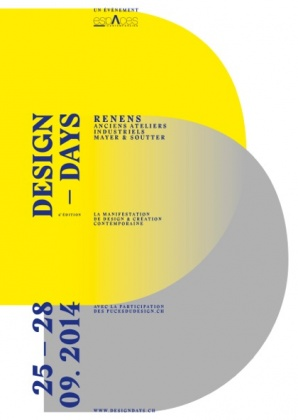 ECAL partner of Design Days Renens 2014 2460