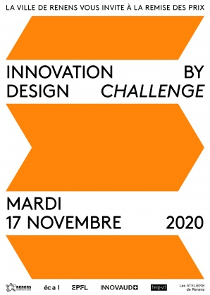 Remise du prix Innovation by Design Challenge 2020 4538