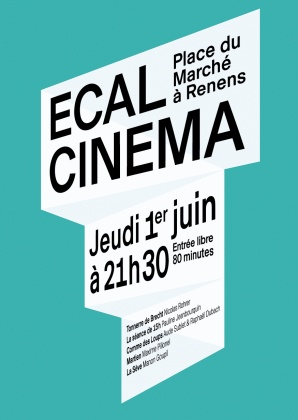ECAL Cinema in Renens 3441
