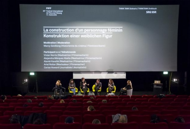 FIFF - Festival international de films de Fribourg 16007