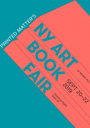 New York Art Book Fair – 20 to 22.09            Unseen Art Book Fair Amsterdam – 20 to 22.09  23918