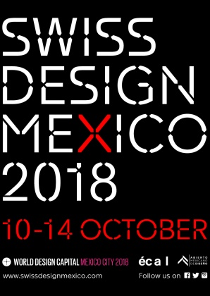L'ECAL à la Mexico Design Week 2018