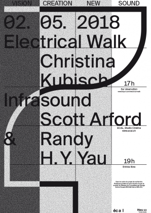 Vision Creation New Sound: guided tout and concert