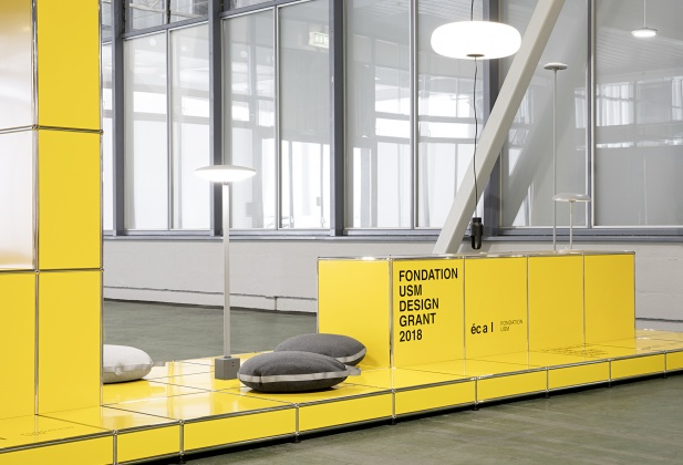 USM Design Grant Foundation x ECAL