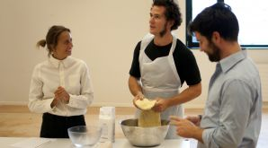 DESIGN INDUSTRIEL, Pasta Power, Francesca Sarti, workshop 1320