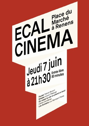 ECAL Cinéma in Renens