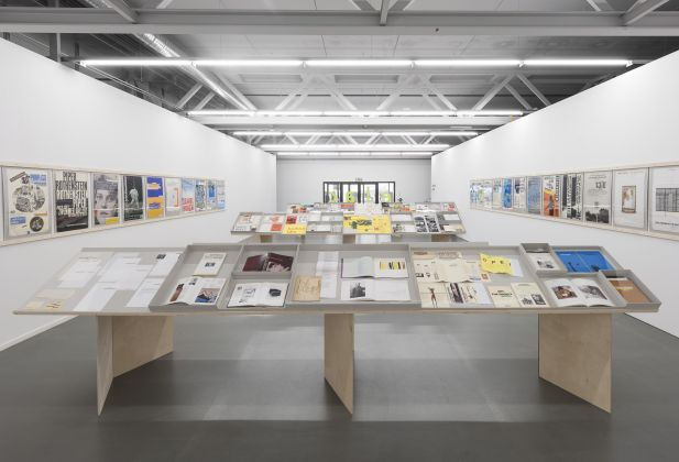 ECAL, l'elac, exposition, Richard Hollis, graphiste 4154