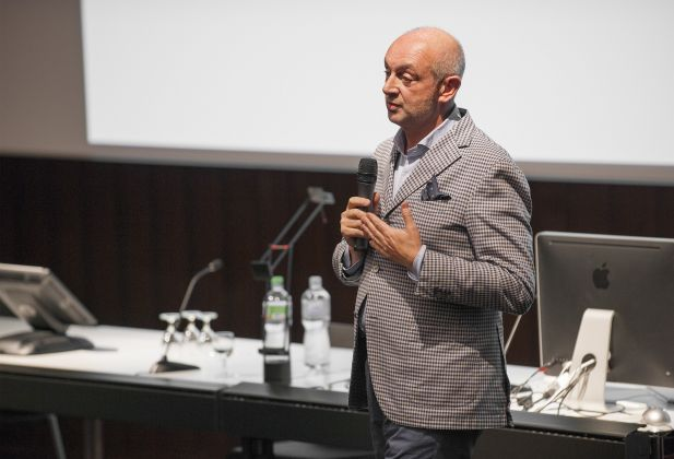 conference, Piero Lissoni, Industrial Designer and Architect, Milan 2347