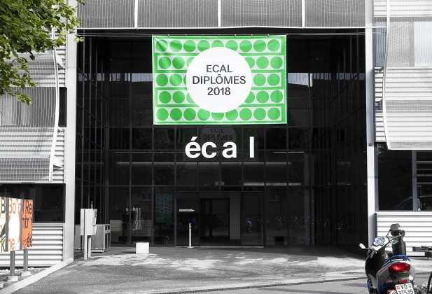 ECAL Graduation Show 2018