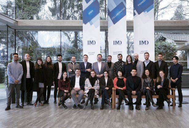 IMD and ECAL launch partnership