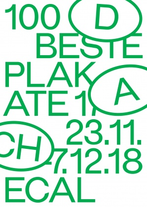 """100 beste Plakate 17"" exhibition