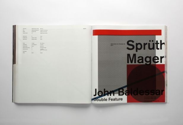DESIGN GRAPHIQUE, Artforum 2011 Annual Report, Teo Schifferli 1463