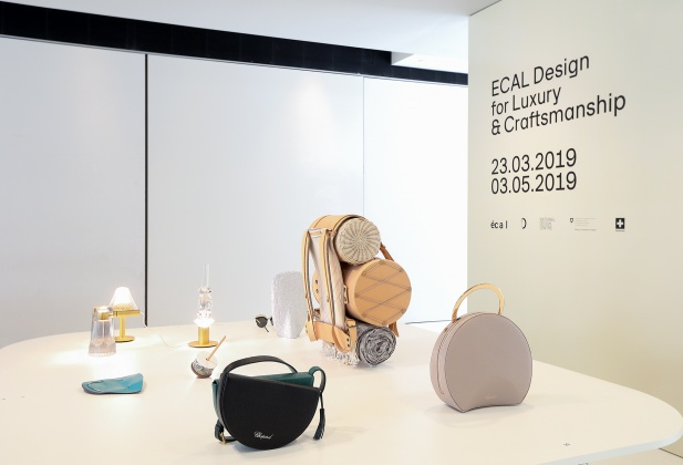 "Exhibition ""Design for Luxury & Craftsmanship"" From 23 March to 3 May, National Design Center, Singapore 22416"
