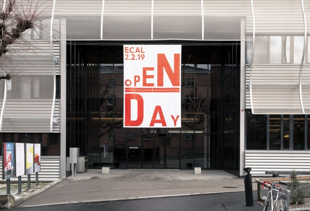 ECAL Open Day 2019   Saturday 2 February 2019 (exhibitions until 8 February) 22347