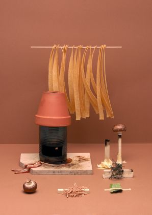 DESIGN INDUSTRIEL, Pasta Power, Francesca Sarti, workshop 1309