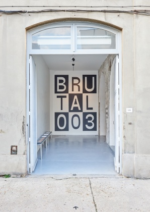 ECAL at Paris Photo: Brutal 003 From 7 (opening) to 9 November, Au Roi, Paris 25120