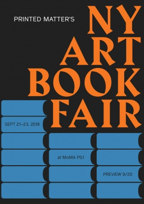 L'ECAL à la New York Art Book Fair 2018