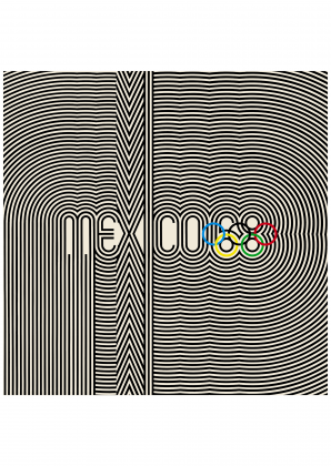 ECAL Lectures: Visual Identity of the Olympic Games Mexico 68  Thursday 24 May at 6pm, ECAL
