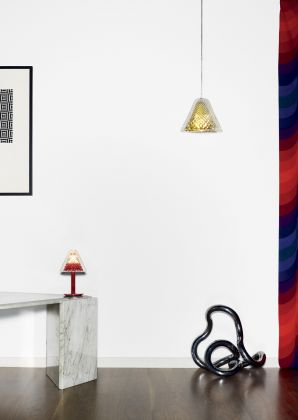 Product design, Lights of Harcourt, Baccarat, Luciole ECAL/Cesare Bizzotto and Moises Hernandez 4013
