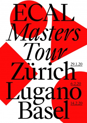 ECAL Masters Tour 2020 (Zürich, Lugano, Basel) Portfolio review, admission information… and drinks! 25643