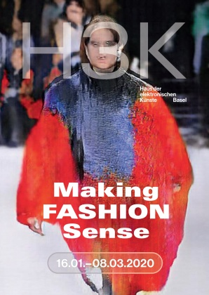 """Making FASHION Sense"" exhibition with ECAL graduates Until 8 March, HeK - Haus der elektronischen Künste Basel 25652"