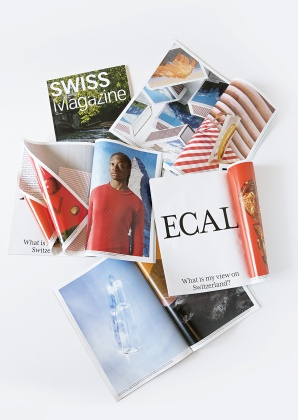 10 pages portfolio by MA Photography students in the April issue of Swiss Magazine