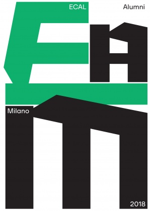 ECAL Alumni Milano 2018